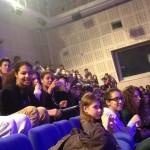 Collégiens et lycéens investissent le Studio 105 de Radio France - lundi 9 mars 2015