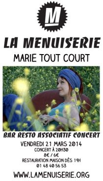 Marie tout court /reportage
