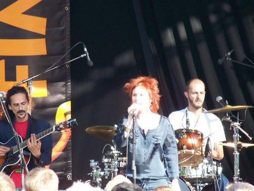 Marie Tout Court en concert