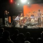 Rencontre avec Franck Vaillant au Pôle Musical d'Orgemont et les musiciens du projet musical Benzine