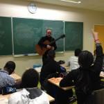 12.2014 - Emanuel Bémer au collège Neruda de Stains