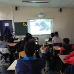 01.2015: Trublion fait découvrir The Roots aux élèves de 3è du collège Brossolette de Bondy