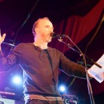 ©Willy Vainqueur: Nevche pour les 25 ans d'actions éducatives de Zebrock au Cabaret sauvage