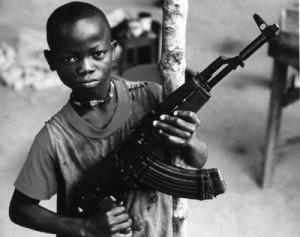 enfant soldat